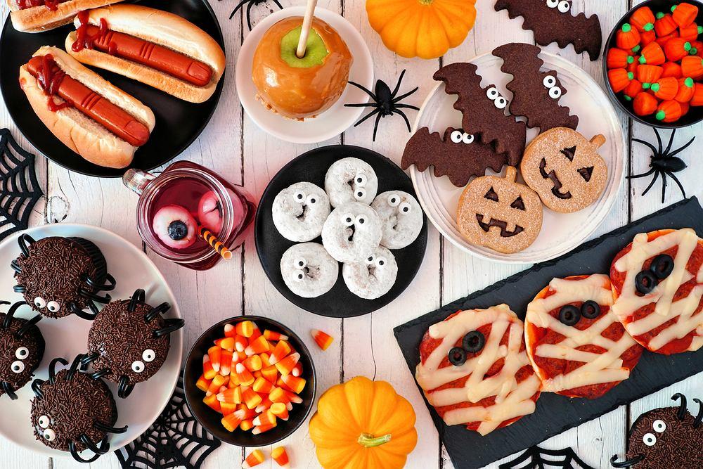 Desery na Halloween. Co podać, aby zaskoczyć swoich gości? Zdjęcie ilustracyjne