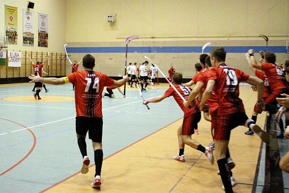 Zdjęcie numer 3 w galerii - Unihokeiści Floorball Gorzów z historycznym, pierwszym medalem w ekstraklasie
