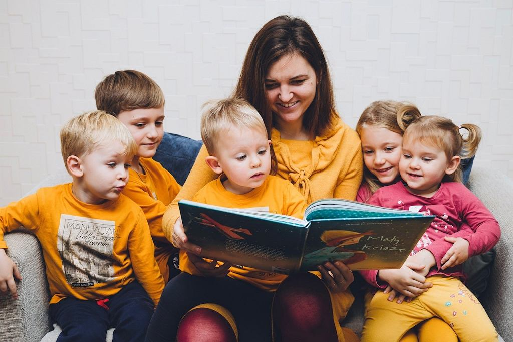 Beata ma pięcioro dzieci