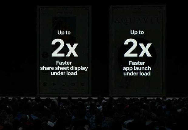 iOS 12 ma być szybszy