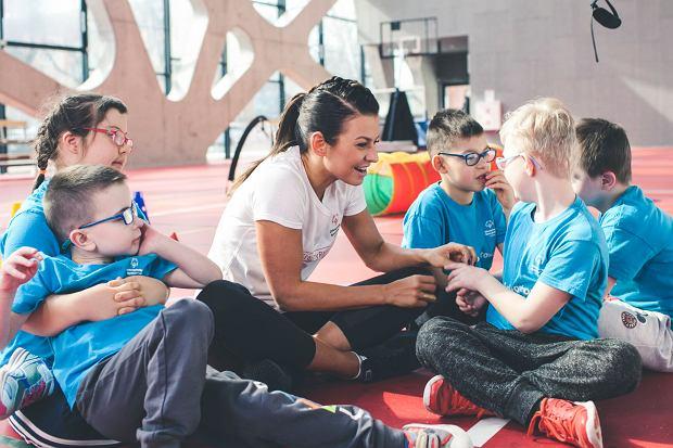 """""""Ludzie boją się tego, czego nie znają"""" - mówi Anna Lewandowska, prezes Olimpiad Specjalnych"""