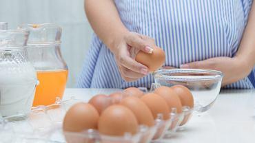 Dieta bogata w magnez (m.in. jajka) wpływa na dobrostan dziecka i sprzyja prawidłowemu rozwojowi malucha