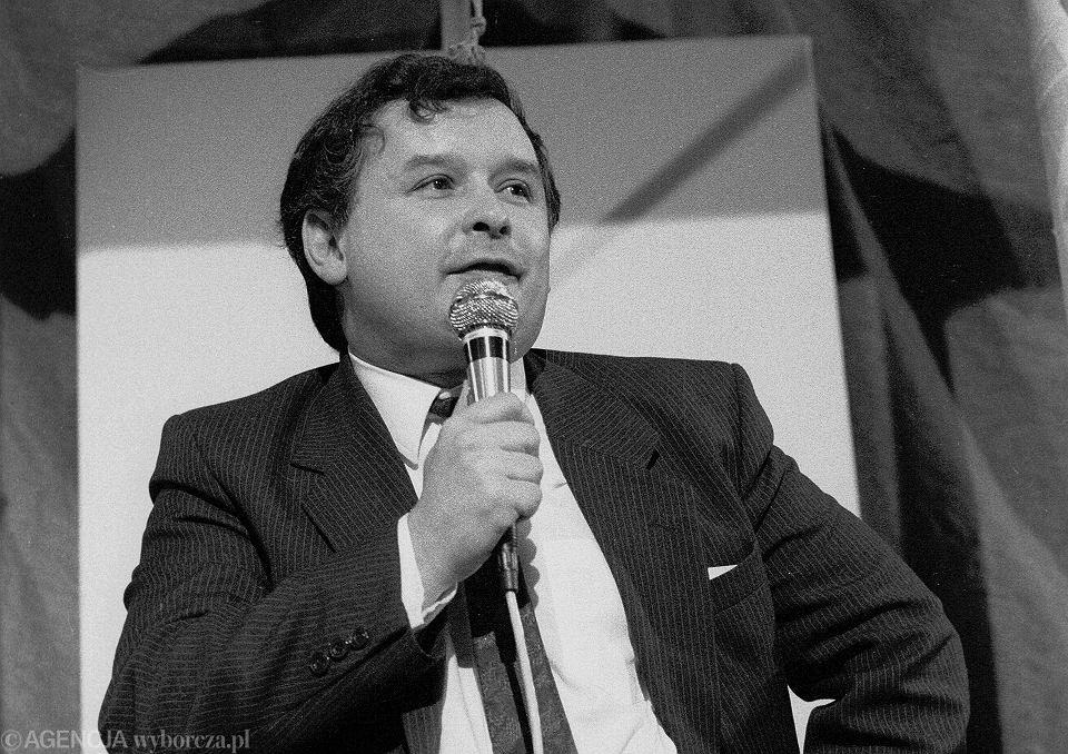 Jarosław Kaczyński, 23 grudnia 1989