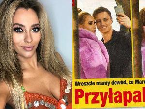 Marcelina Zawadzka i Rafał Jonkisz