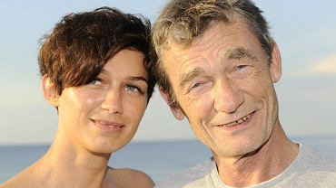 Krzysztof Kiersznowski spotykał się z młodszą o 33 lata partnerką. Nagle się rozstali. Wolał spędzać czas z rodziną