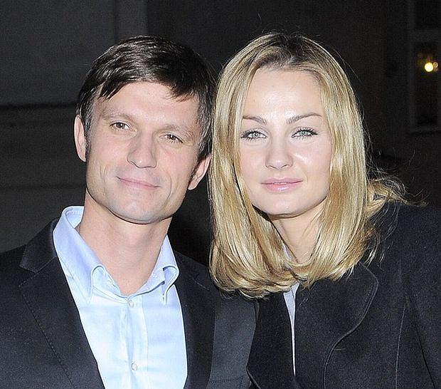 Małgorzata Socha i Krzysztof Wiśniewski