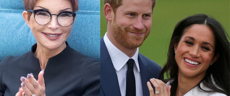 Ewa Minge analizuje decyzję księcia Harry'ego i Meghan Markle. Padły ostre słowa: Nic tak dobrze się nie sprzedaje, jak gó**o
