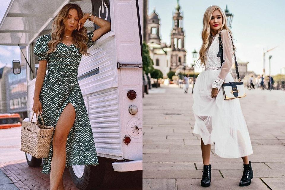 Sukienki na wiosnę i lato 2021