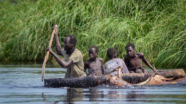 Powodzie w Sudanie Południowym