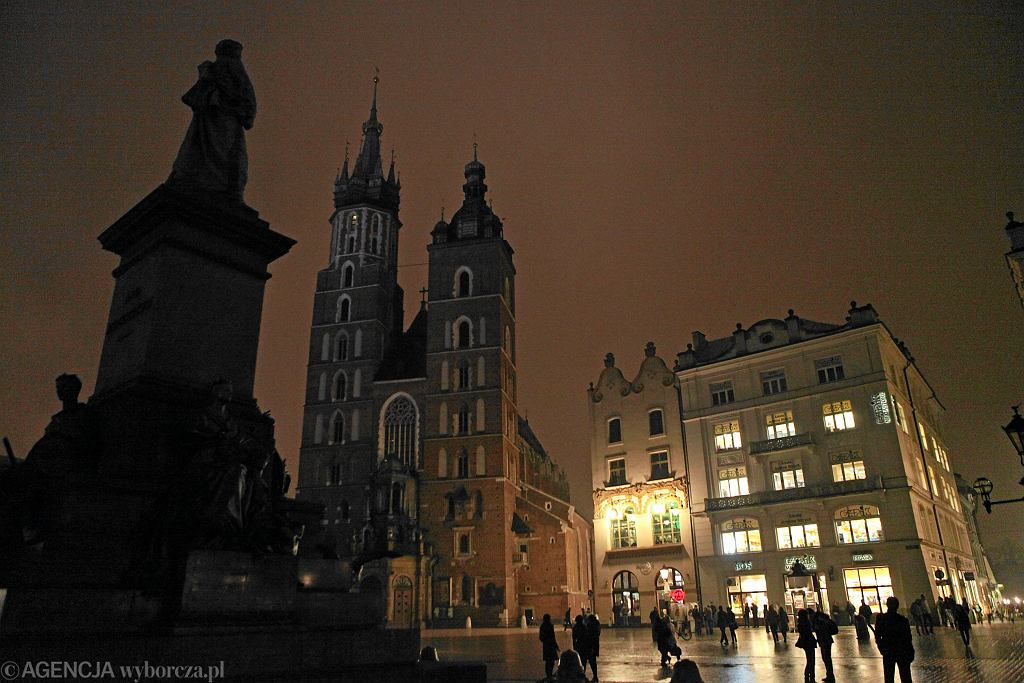 Godzina dla Ziemi w Krakowie