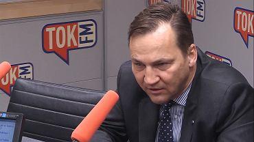 Na zdjęciu: Radosław Sikorski