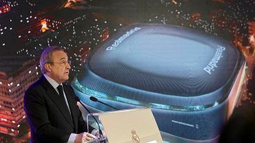 Nowy wielki plan w Realu Madryt! Perez ma trzy główne cele.