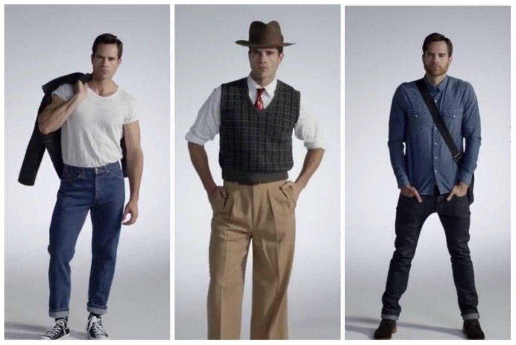 Kanony mody męskiej ostatniego stulecia