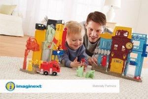 Świat pełen przygód: zabawki rozwijające wyobraźnię