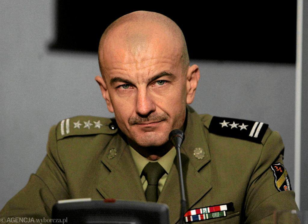 Nowy Szef Sztabu Generalnego Wojska Polskiego - gen. Rajmund Andrzejczak