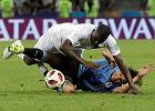 Mistrzostwa świata 2018. Urugwaj - Francja. Edinson Cavani może nie zagrać w ćwierćfinale. Rozpocznie na ławce rezerwowych