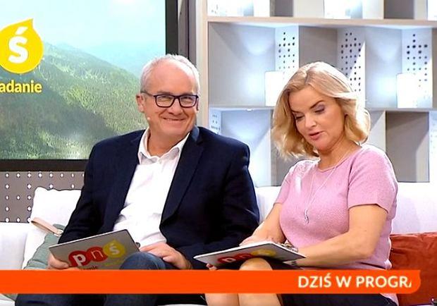 Michał Olszański, Monika Zamachowska
