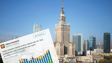Ekonomiści mBanku podnieśli prognozy PKB Polski na ten rok