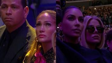 Gwiazdy żegnają Kobego Bryanta w Los Angeles. Wzruszona Jennifer Lopez i klan Kardashianek