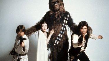 """""""Gwiezdne wojny: Część IV - Nowa nadzieja"""", reż. George Lucas"""