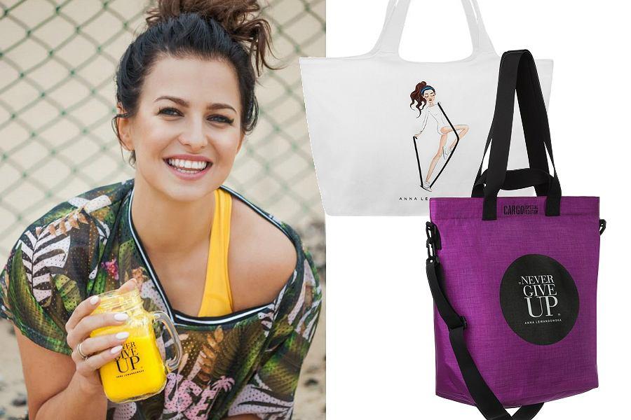 Ania Lewandowska projektuje torebki? Sprawdzamy!