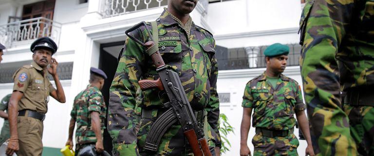 Sytuacja na Sri Lance znów niespokojna. Eksplozja koło sądu w mieście Pugoda