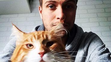 Syn Pawła Deląga chwali się zdjęciami na Instagramie. Paweł Deląg junior kocha zwierzęta i jest bardzo podobny do sławnego ojca. Pokazał też partnerkę