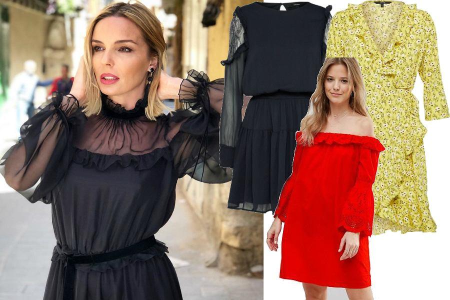 Sukienki Vero Moda