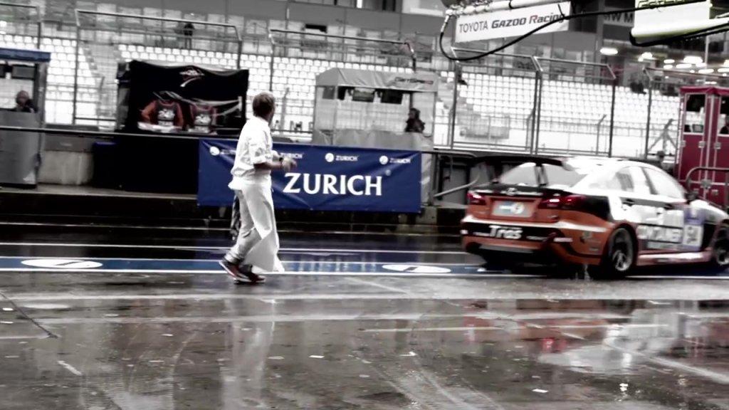 Pieczeń a la Lexus na Nordchleife