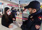 Epidemia koronawirusa we Włoszech: kraj stanął. Odwołane loty, zamknięta granica z Austrią