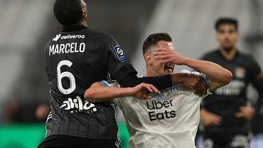Francuzi ocenili Milika za mecz z Rennes.