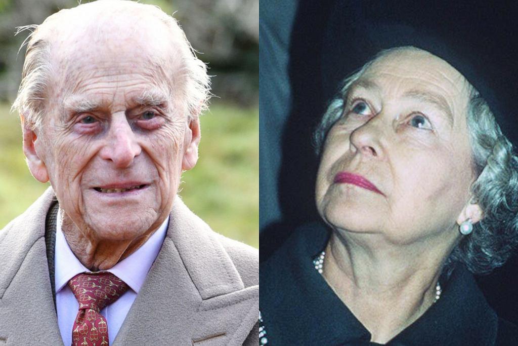 książę Filip, królowa Elżbieta