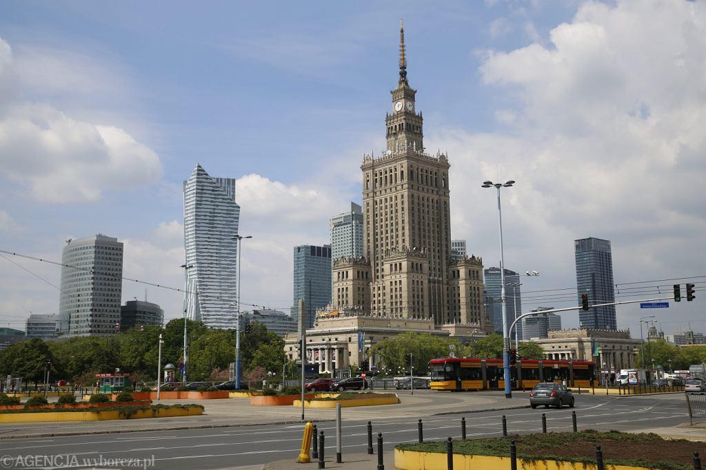 Architektura Warszawy / (Fot. Waldemar Gorlewski / Agencja Gazeta