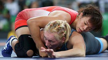 Monika Michalik w walce z Risako Kawai z Japonii
