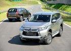 Mitsubishi Pajero Sport   Nadjeżdża nowa generacja