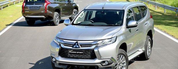 Mitsubishi Pajero Sport | Nadjeżdża nowa generacja