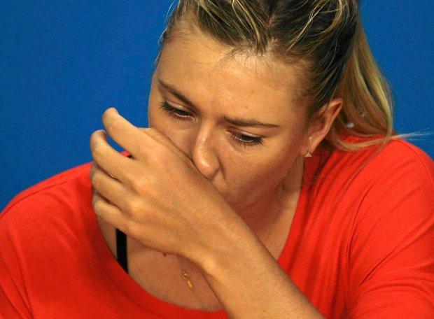 Maria Szarapowa o dopingu: dostałam e-mail, nie kliknęłam w link