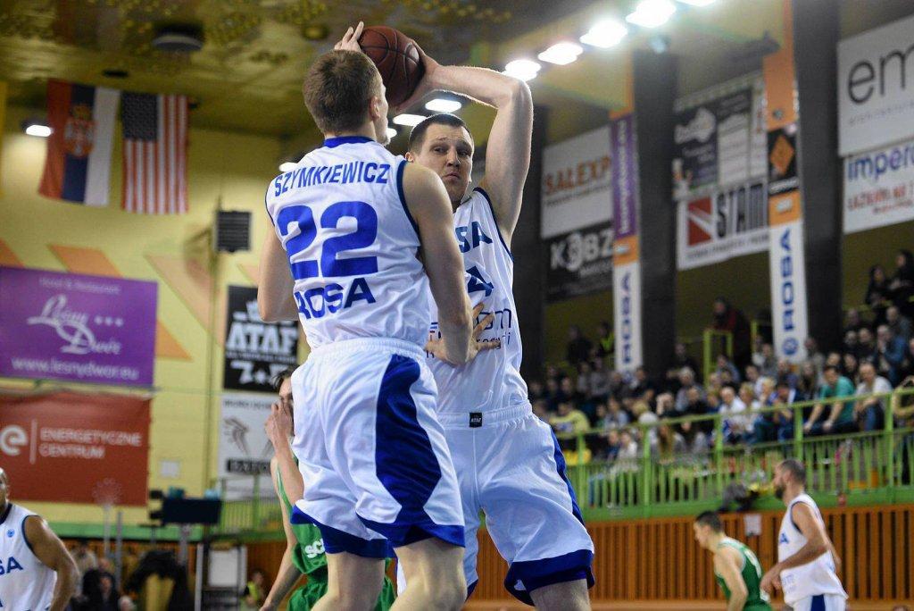 Mecz FIBA Europe Cup - Rosa vs Sodertalje