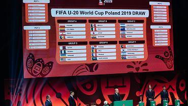 Gdynia 2019. Losowanie grup MŚ U 20. Nowa Zelandia zagra w grupie C