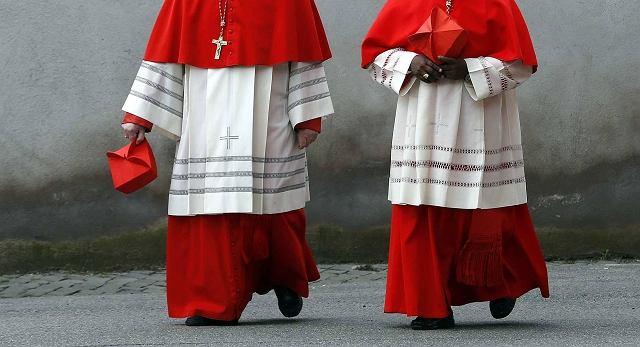 Kardynałowie w Rzymie