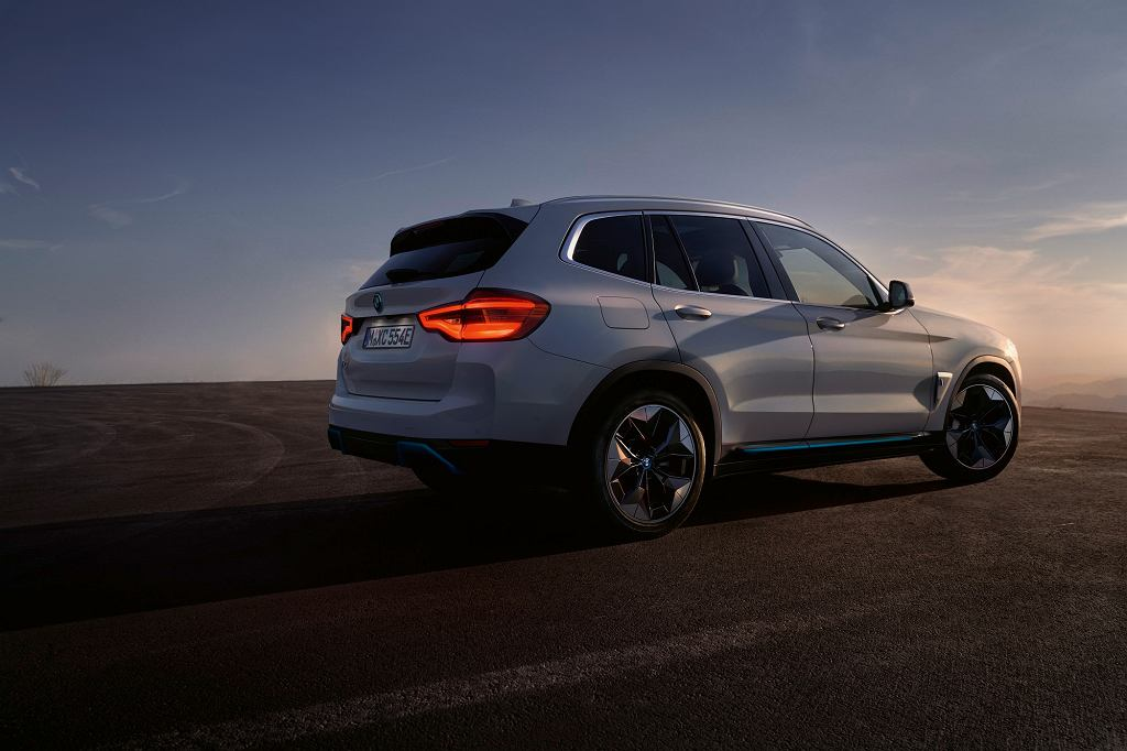 Nowe BMW iX3