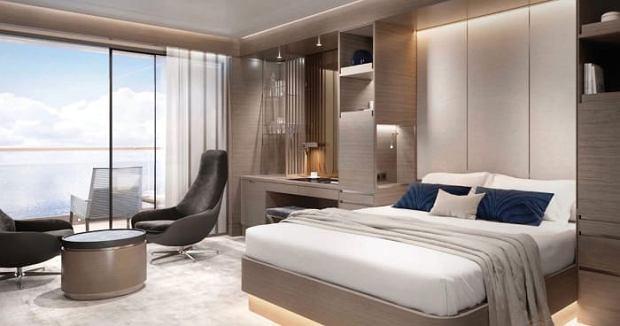 Jacht Ritz-Carlton