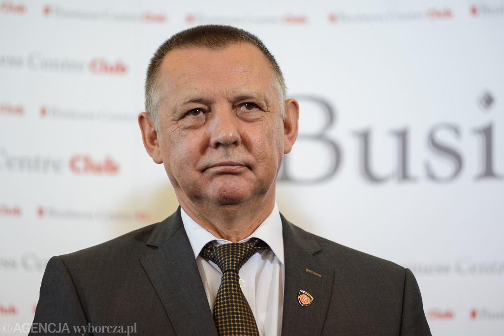 Marian Banaś, prezes NIK