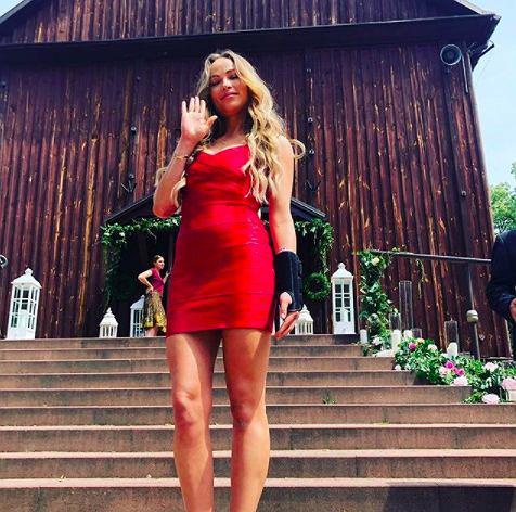 Weronika Książkiewicz dogryza koleżance 'Ania Wendzikowska jakich filtrów używasz?'