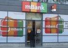 Awaria w mBanku. Były problemy z płatnościami i wypłatami z bankomatów