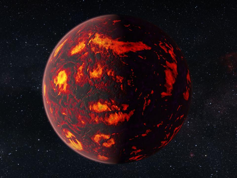 Zdjęcie numer 3 w galerii - NASA wie już, jak może wyglądać Super-Ziemia. Sami zobaczcie! [WIDEO]