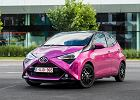 Opinie Moto.pl: Toyota Aygo - maluch nr 1 w jeszcze lepszej formie