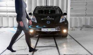 Nissan i system eVADER