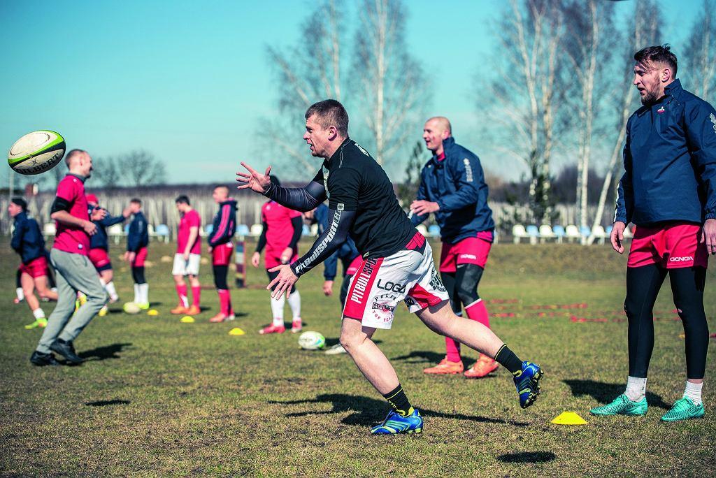 Randki z chłopakami z rugby