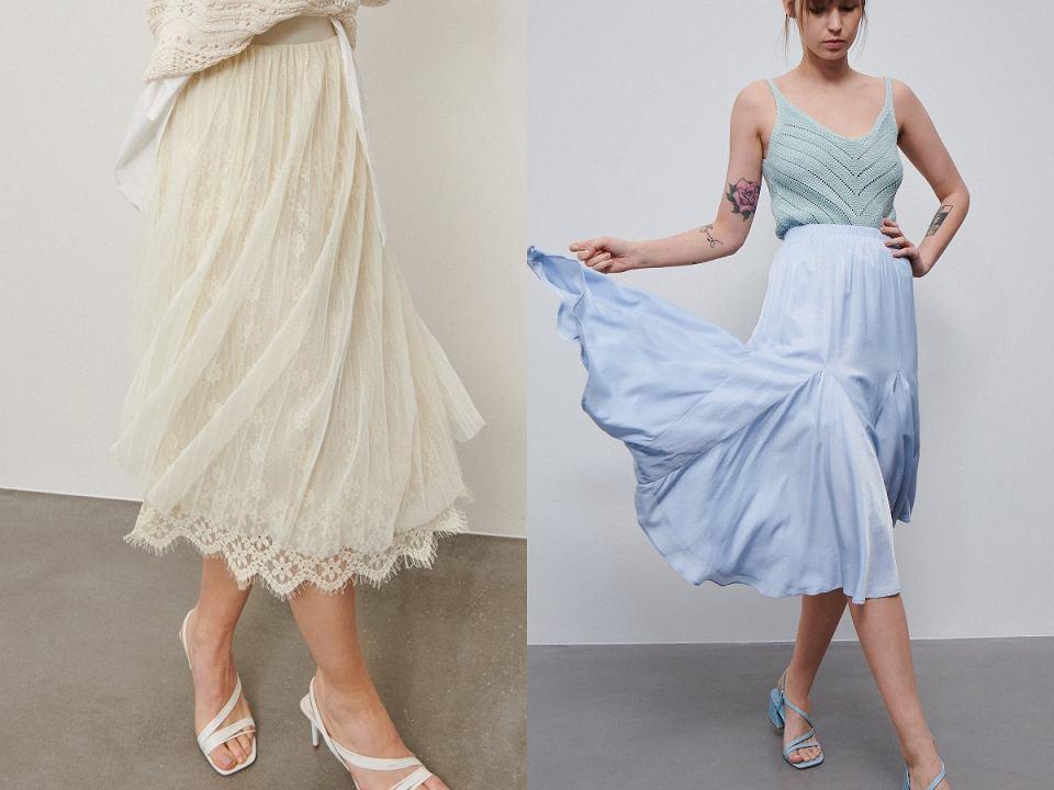 spódnice na lato